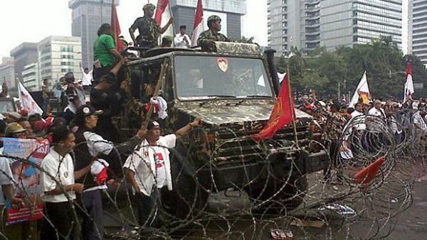 Mengenal UNIMOG 1300L Truck Militer milik Pendukung Prabowo