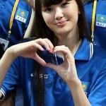 Sabina Altynbekova, Pemain Voli Cantik yang Bikin Gempar Dunia 3