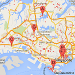 Tempat Wisata Singapore Yang Wajib Dikunjungi - Peta Wisata Singapore