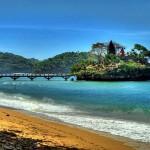 Wisata Malang - Pantai Balekambang