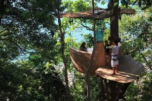 Kerennya Makan Siang di Bird Nest Resto Thailand 7
