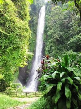 Air Terjun Putuk Truno yang eksotis di Kabupaten Pasuruan