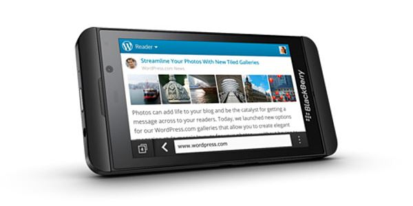 Bocoran Harga dan Spesifikasi Blackberry Rio aka Z20