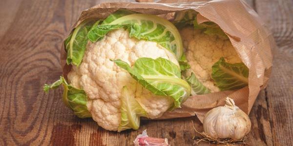 Kandungan Sehat Sayuran Putih