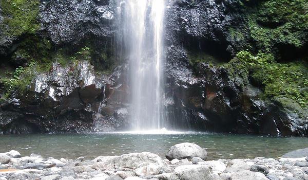 Melihat Cantiknya Air Terjun Kakek Bodo di Pandaan