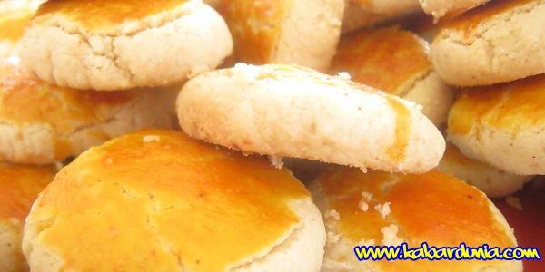 Resep Kue Kacang Tanah yang Renyah
