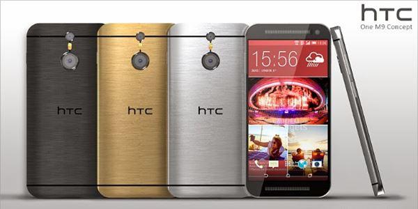 Spesifikasi HTC One M9 Ponsel Pintar dengan Kamera 20,7MP
