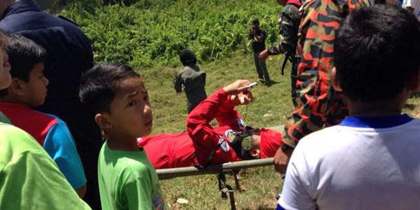 2 Pesawat Jupiter Milik TNI AU Tabrakan di Malaysia