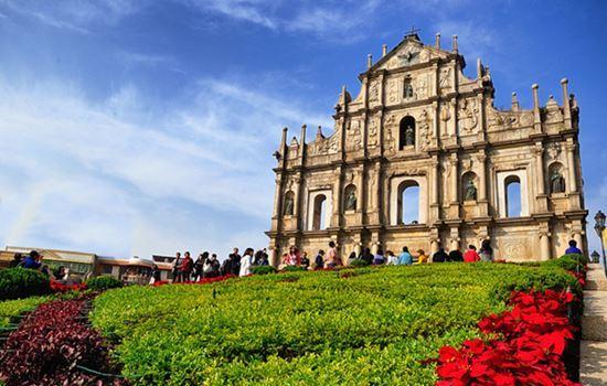3 Arsitektur Menawan Di Macau yang Wajib Dikunjungi St Paul macau