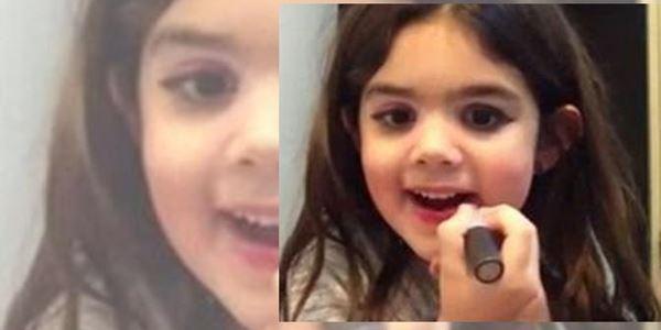 Balita 5 Tahun Ini Bikin Video Tutorial Make-Up yang Ditonton oleh Jutaan Orang