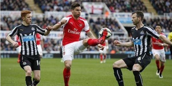 Hasil Liga Inggris Arsenal Sukses Kandaskan Newcastle 2-1