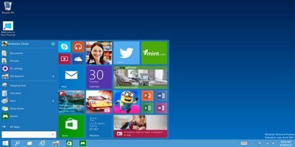 Microsoft: Orisinil atau Bajakan Bakal Kami Upgrade ke Windows 10