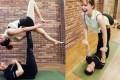 Posting Foto Mesra Saat Yoga, Marshanda Banjir Kecaman