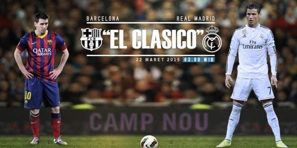 Prediksi El Clasico, Messi atau Ronaldo yang Bakal Bersinar