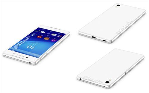 Render Sony Z4 Kembali Bocor, kini beserta Spesifikasinya 2
