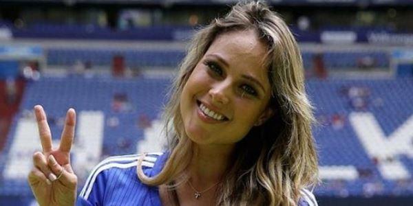 Vanessa Huppenkothen, Jurnalis Cantik yang Jadi Pacar Baru Ronaldo