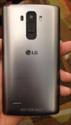 penampilan LG G4