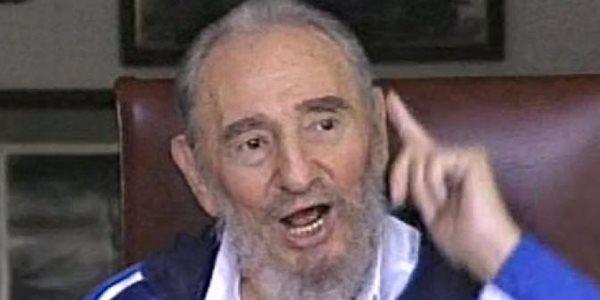 14 Bulan 'Menghilang', Akhirnya Fidel Castro Muncul