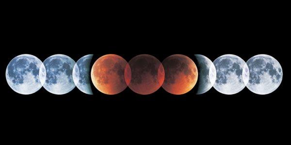 BMKG Gerhana Bulan Hanya Berlangsung 12 Menit