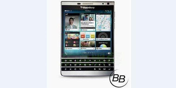 Blackberry Oslo, Smartphone Baru dengan Desain Unik