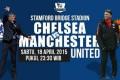 Chelsea vs United : Soal Head to Head Chelsea Ungguli MU