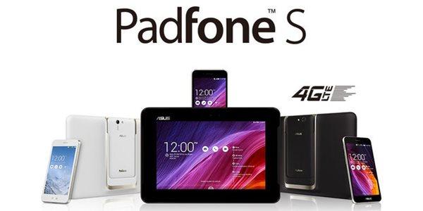 Dibekali RAM 3Gb dan Memori 64Gb, ASUS Padfone S Plus Resmi Dirilis