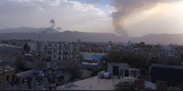 Digempur Serangan Udara Lagi, 74 Anak-Anak di Yaman Tewas