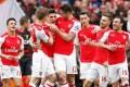 Hasil Liga Inggris : Arsenal Sukses Hancurkan Liverpool