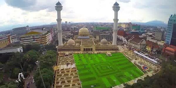 Info KAA 2015 Masjid Bandung Raya Ditunjuk Gelar Jumatan Para Tamu