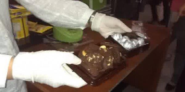 Jual Secara Online, Sindikat Pelaku Brownies Ganja Dibekuk
