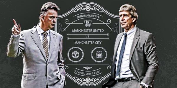 MU Vs City Rival Sekota, Selisih Satu Poin Panaskan Derby Manchester