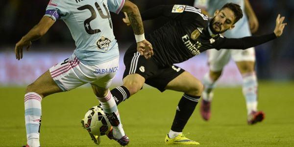 Real Madrid vs Celta Vigo Berakhir 4-2, Madrid Kembali Tempel Barca