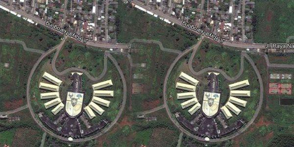 Sempat Jadi Kebanggan Bangsa Indonesia, Gedung Garuda Kini Telah Tiada