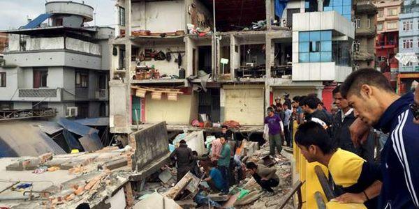 Tembus 1800 Korban, Pemerintah Nepal Cari Bantuan untuk Gempa Nepal