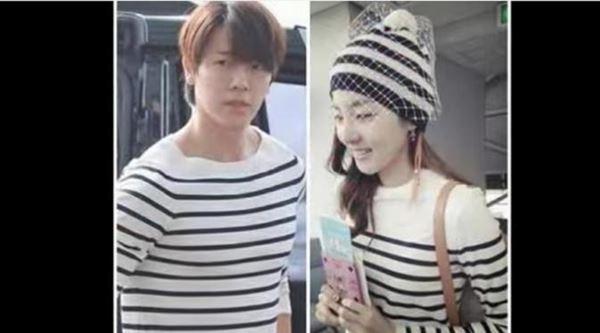 3 Foto Ini Bukti Donghae Super Junior dan Dara 2NE1 Pacaran 3