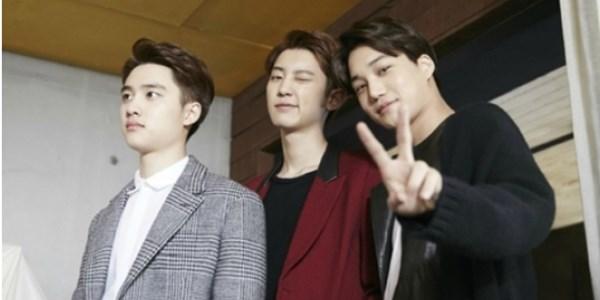 Akhirnya EXO Next Door Berhasil Capai 10 Juta Viewers