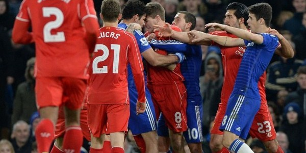 Big Match Minggu Ini, Chelsea vs Liverpool