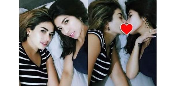 Dituding Lesbi, Nikita Mirzani Hapus Foto Ciuman dengan Giska di IG
