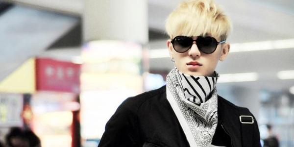 Pakai Serba Hitam di Bandara, Tao EXO Dikabarkan Bakal ke Amerika