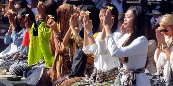 Selain Hardiknas, Pelajar Bali Juga Rayakan Hari Iptek Saraswati