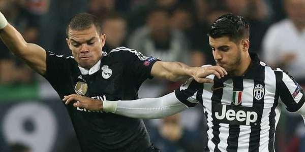 Juventus Menekuk Real Madrid di Kandangnya