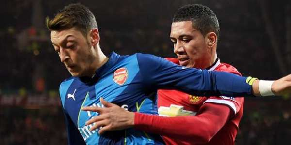 Big Match Minggu ini, Manchester United Kontra Arsenal