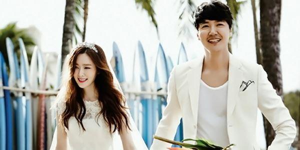 Agensi Benarkan Kehamilan Anak Pertama Maybee-Yoon Sang Hyun