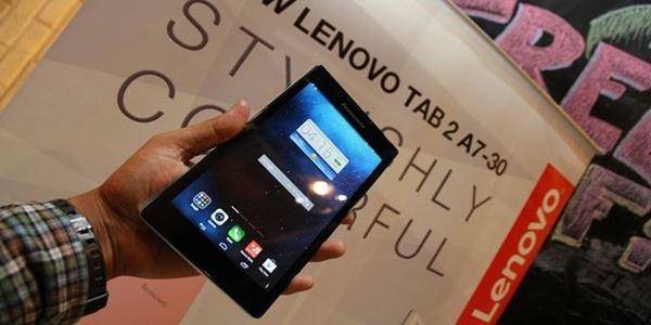 Hadirkan Lenovo Tab 2 A7-30, Ini Spesifikasi Lengkap dan Harganya