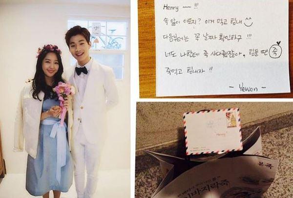 Ini Ungkapkan Hati Henry SuJu-M Setelah Keluar dari We Got Married 2