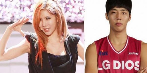 Jung Ah After School Pacaran dengan Brondong Atlet Basket