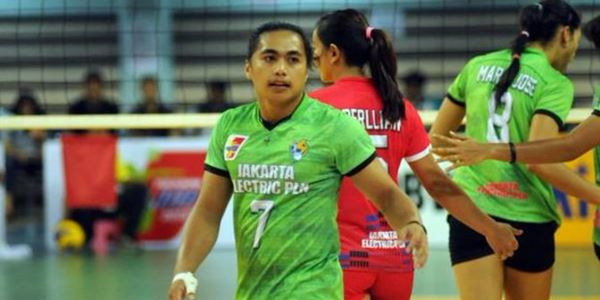 Layaknya Pria, Pelatih Filipina Minta Aprilia Santini Manganang di Tes