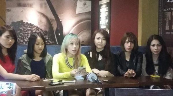 6 Personelnya Hengkang Bersamaan, Cherrybelle Bubar 2
