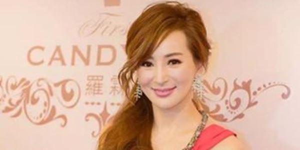 Candy Lo, Model Cantik dengan Tiga Anak yang Sudah Berusia 50 Tahun 2