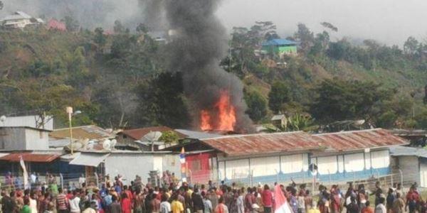 Kronologi Pembakaran Musola di Tolikara Papua Versi Juru Bicara Polda